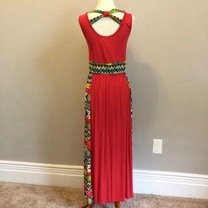 Dresses - Open Back Maxi